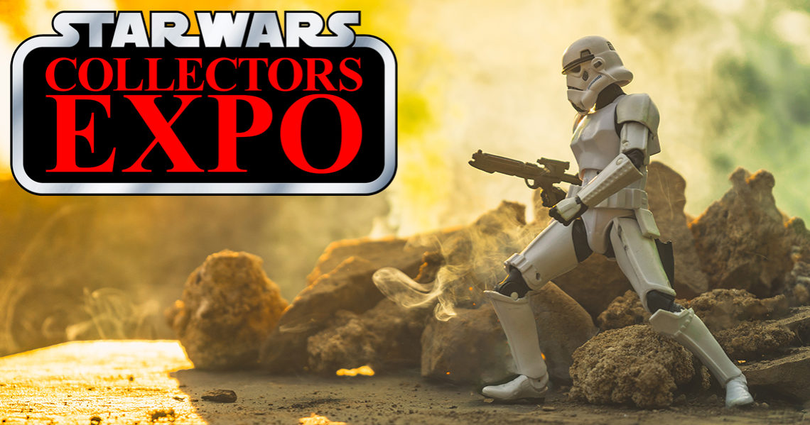 Star Wars Collectors Expo 2021